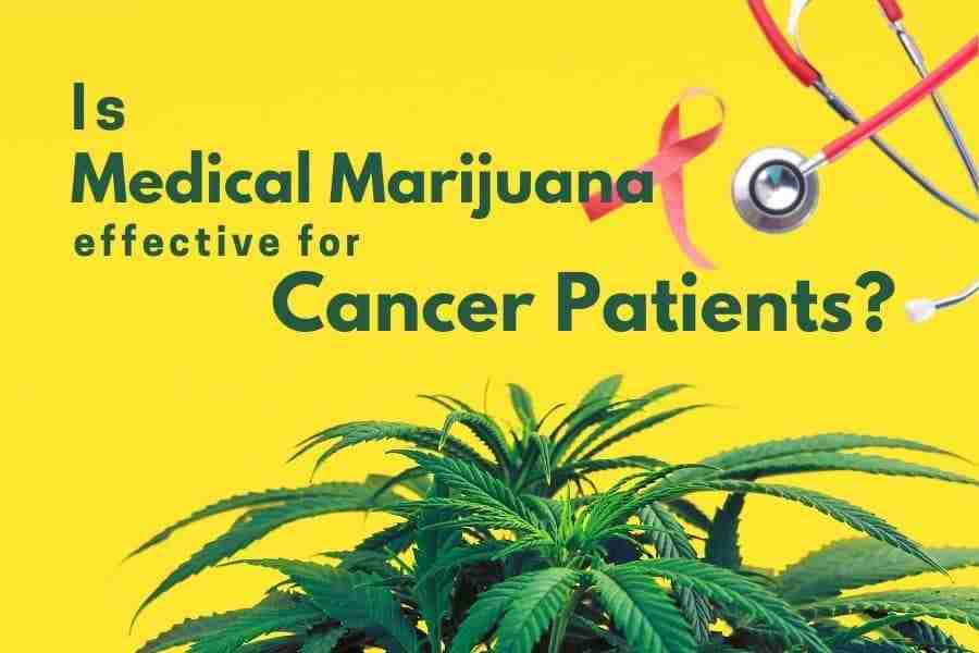Is Medical Marijuana effective for cancer patients